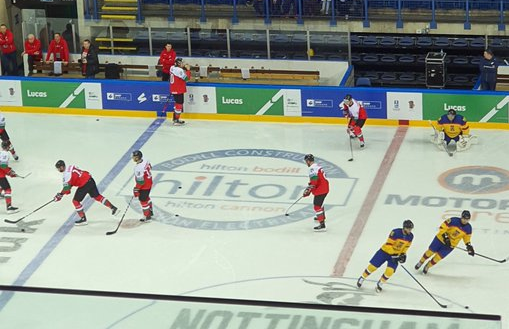 Hungary clinch overtime win over Romania in Beijing 2022 ice hockey qualifier