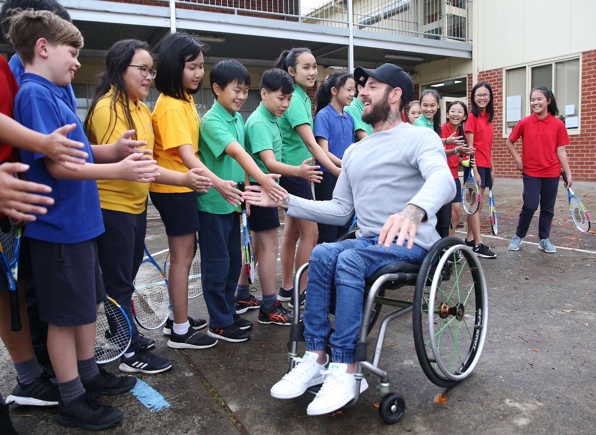 Paralympics Australia launches fan engagement platform AUS Squad