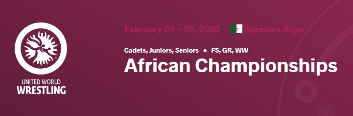 Fergat reclaims African Wrestling Championships title in Algiers