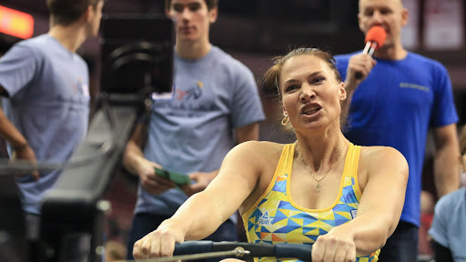 Buryak earns second title as World Rowing Indoor Championships conclude