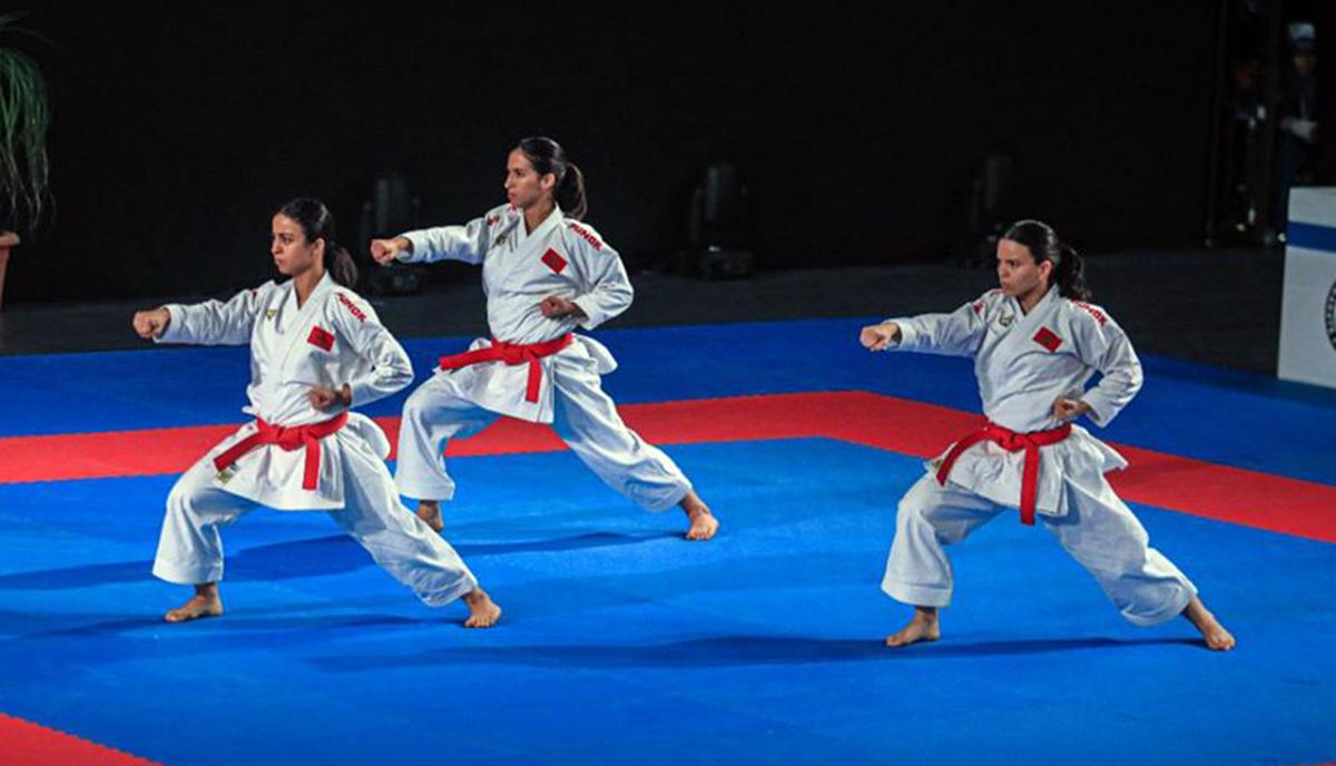 The African Karate Championships will conclude tomorrow ©Fédération Royale Marocaine de Karaté et Disciplines Associées