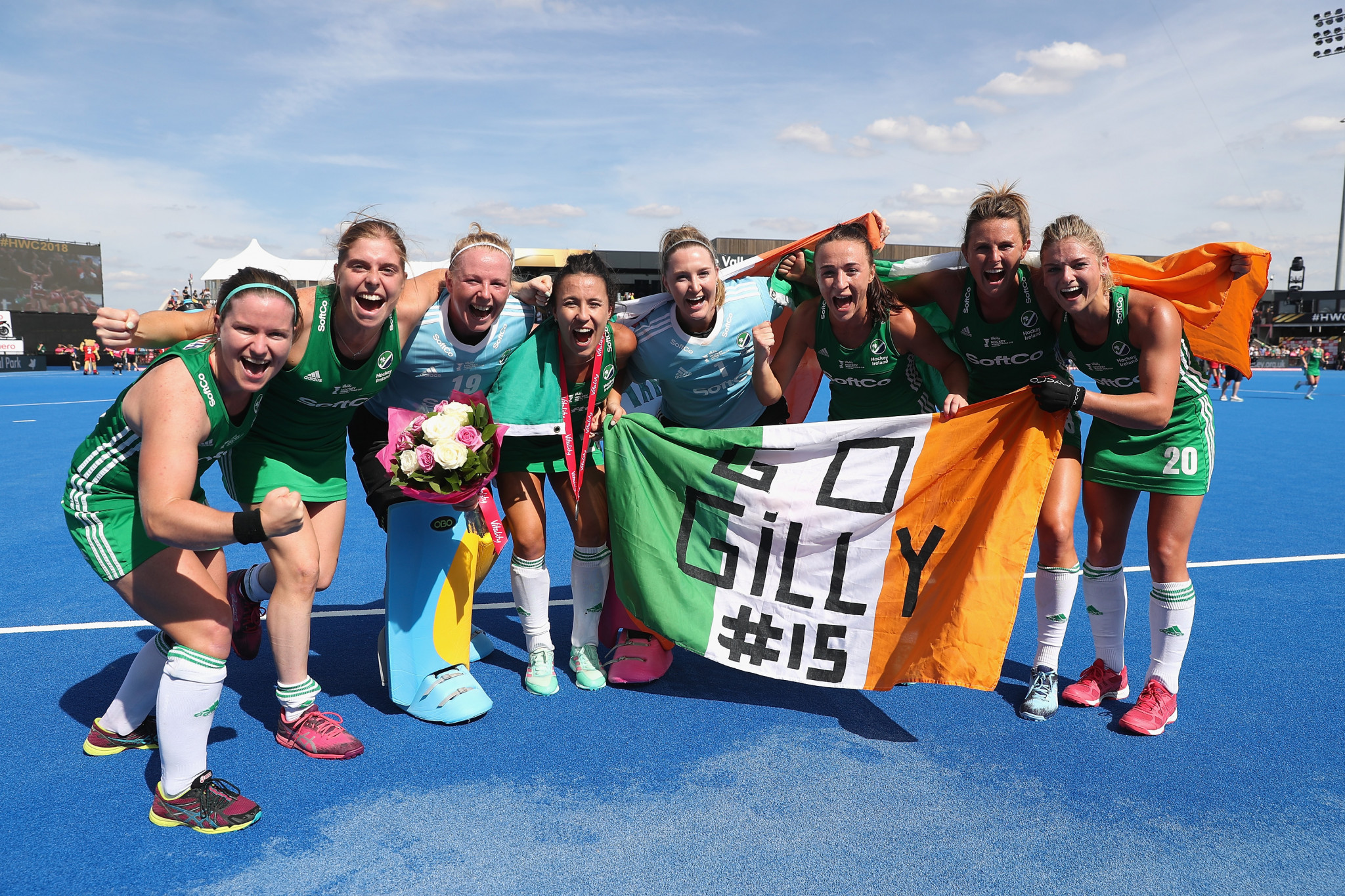 Ireland reached the World Cup final in 2018 ©Hockey Ireland