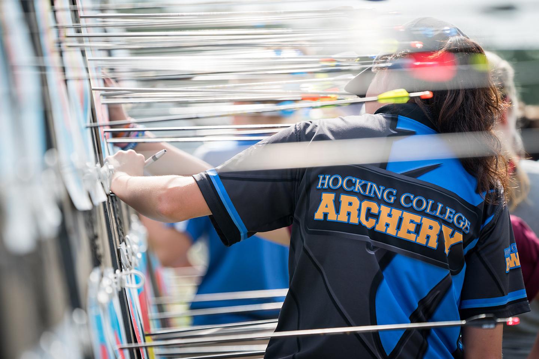 The scheme provides cash to college archery programmes and archery clubs  ©USA Archery