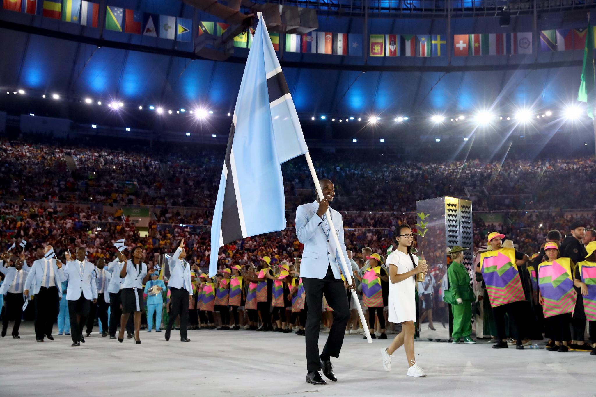 Botswana National Olympic Committee agrees sponsorship deal with mobile phone company