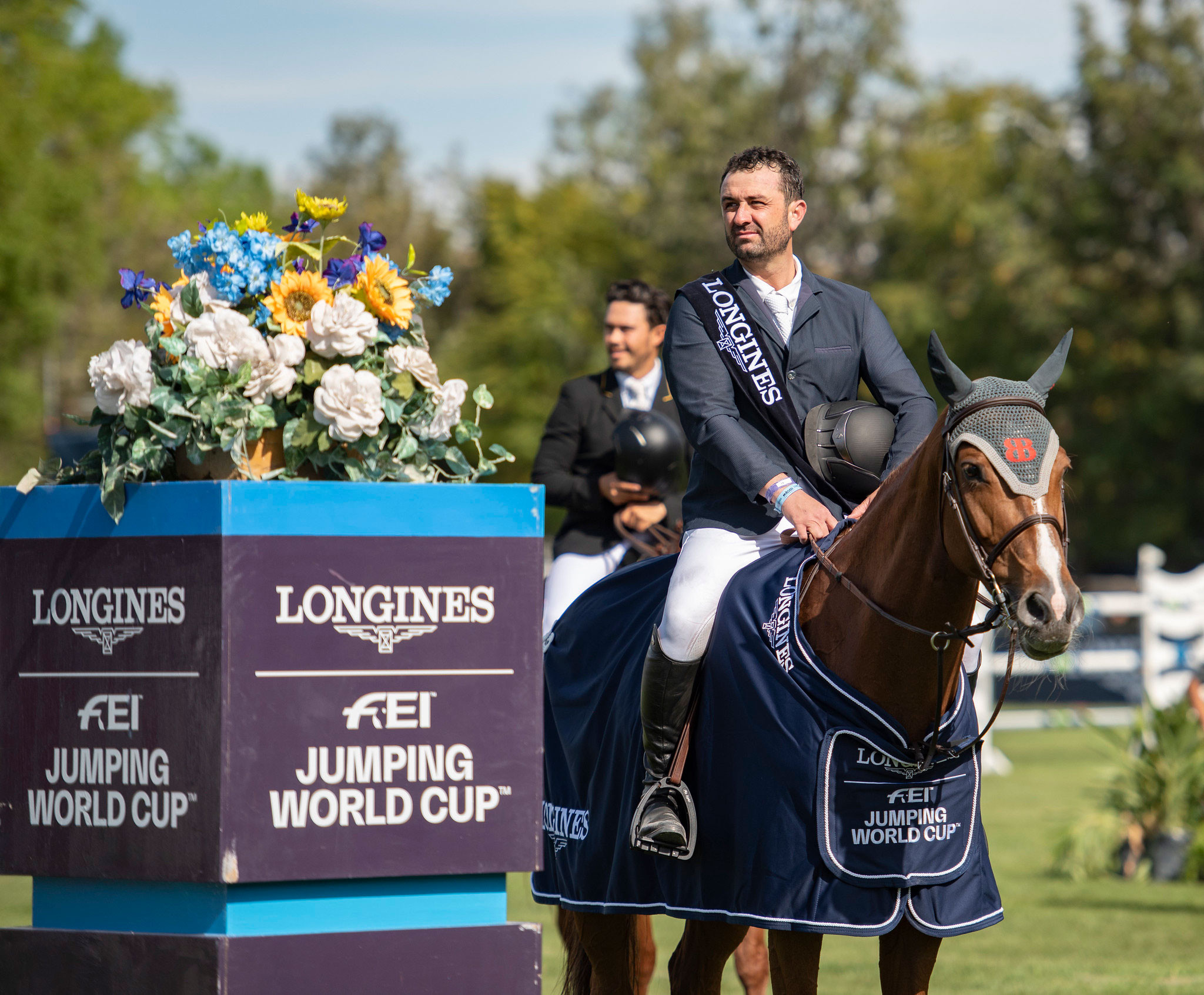 Onate records home victory at FEI Jumping World Cup in León