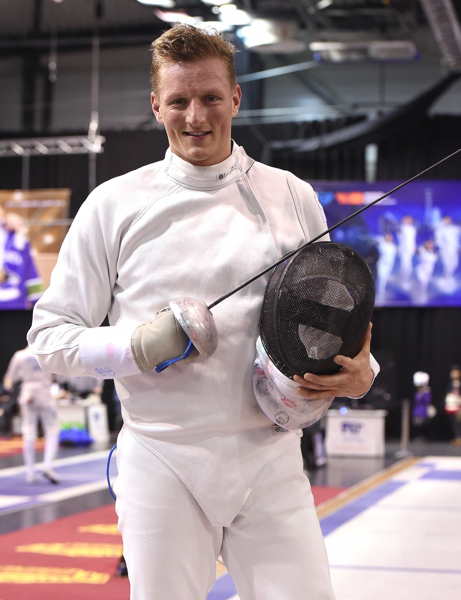 Verwijlen beats world number one in FIE men's Épée World Cup final