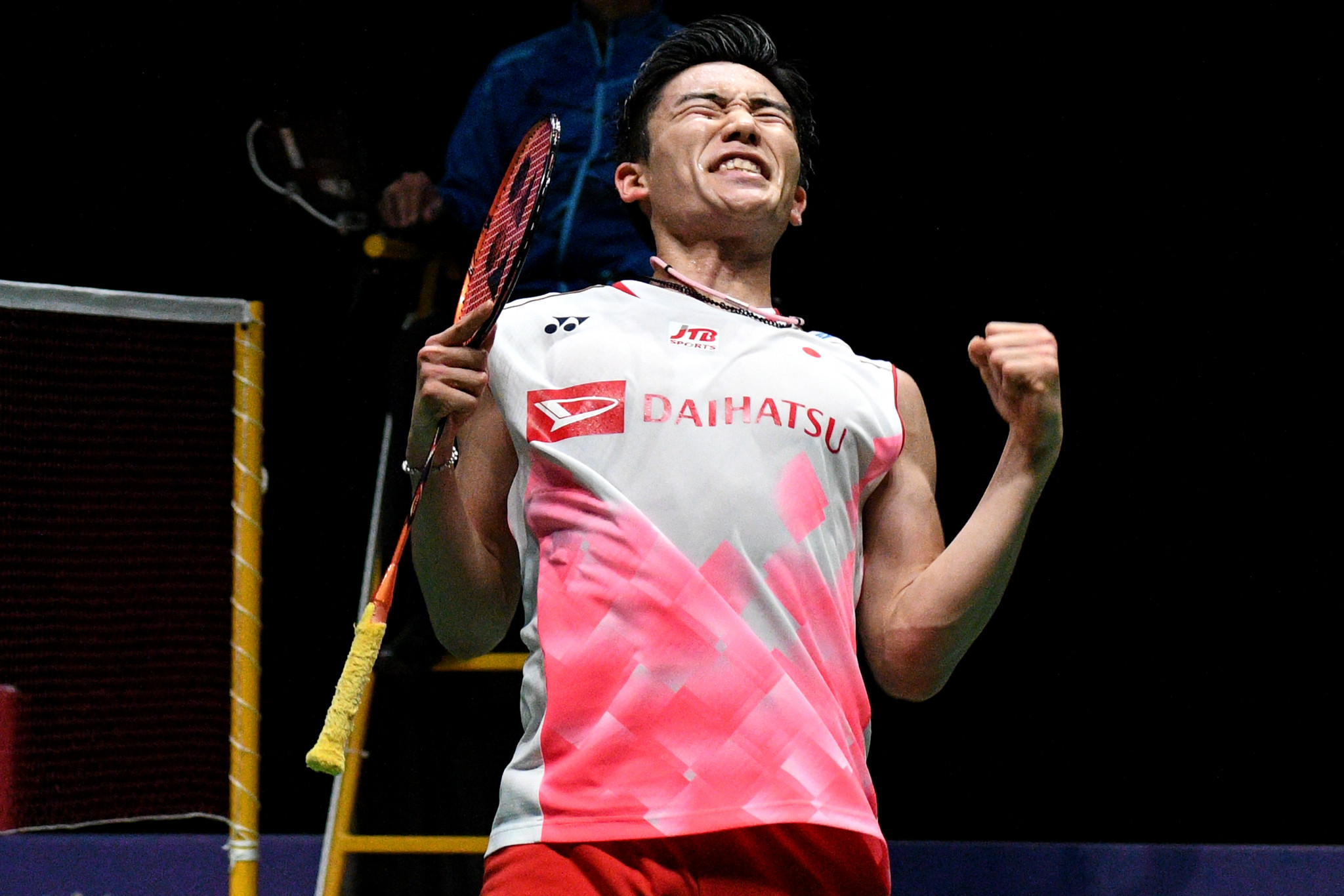 Japan's Tokyo 2020 hope Momota faces further three months out after facial surgery
