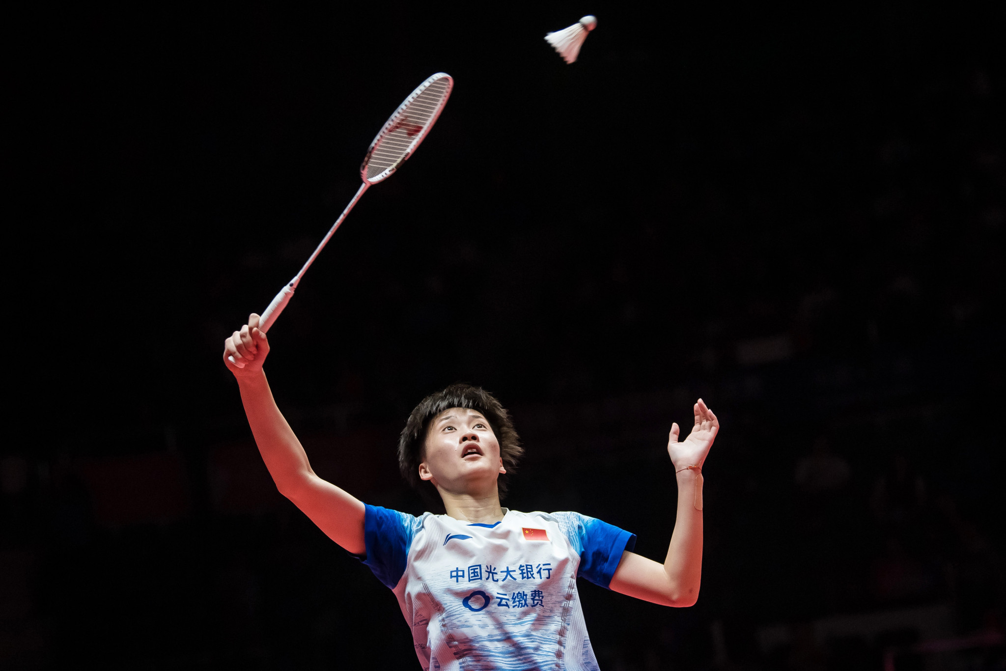 Women's world number one Chen Yufei is set to miss the Asian Badminton Championships ©Getty Images