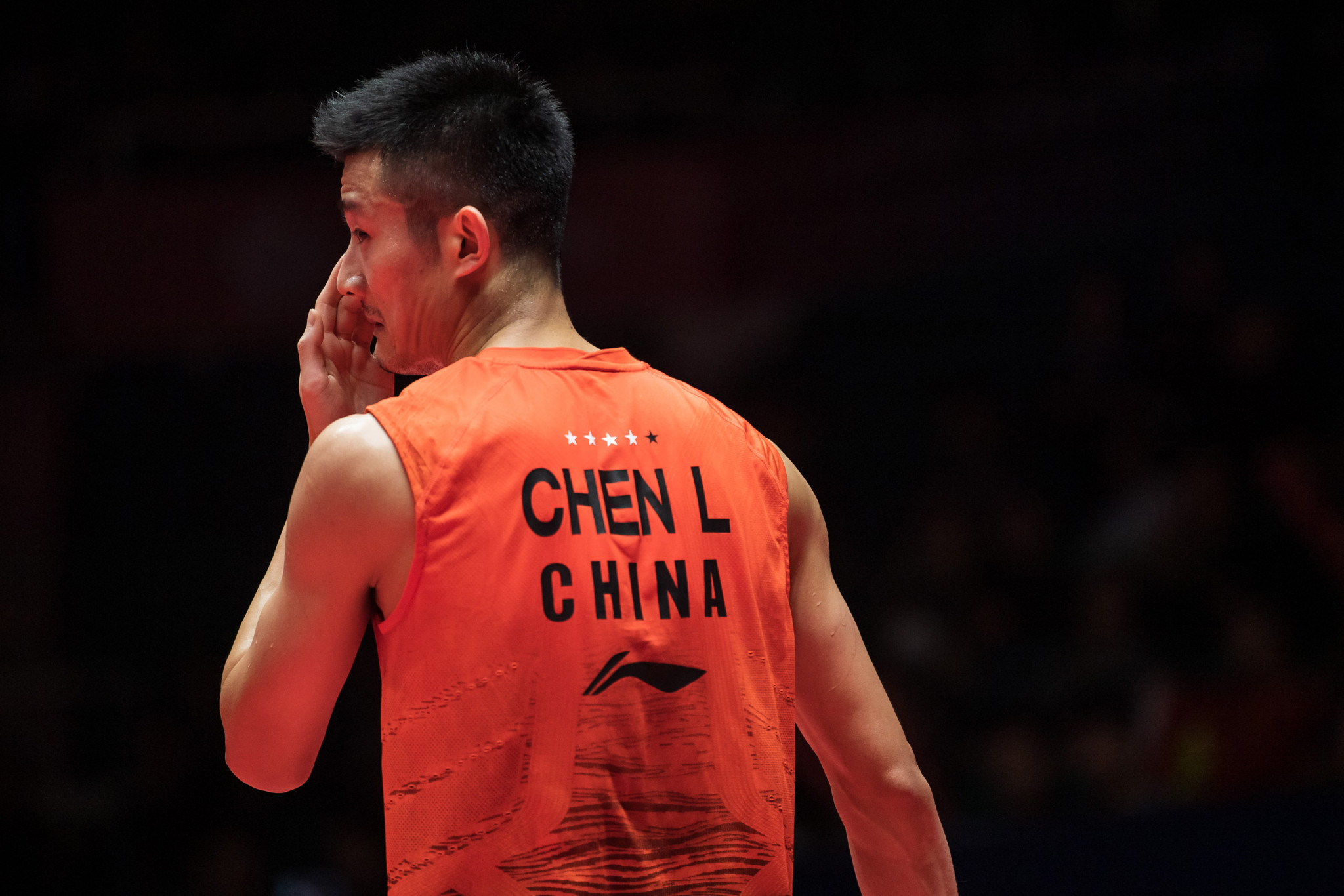 Chen Long will also miss the championships after China's travel ban to the Philippines ©Getty Images