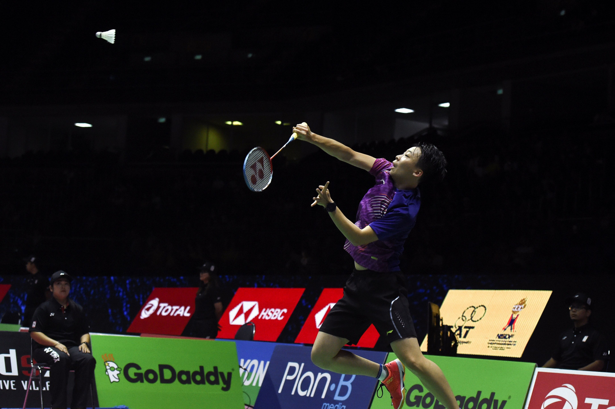 Chen to defend title at Oceania Badminton Championships in Ballarat