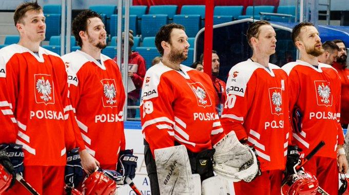 Poland stun Kazakhstan to reach final round of Beijing 2022 ice hockey qualifying