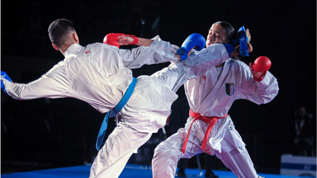 Lotfy clinches third consecutive title at African Karate Championships