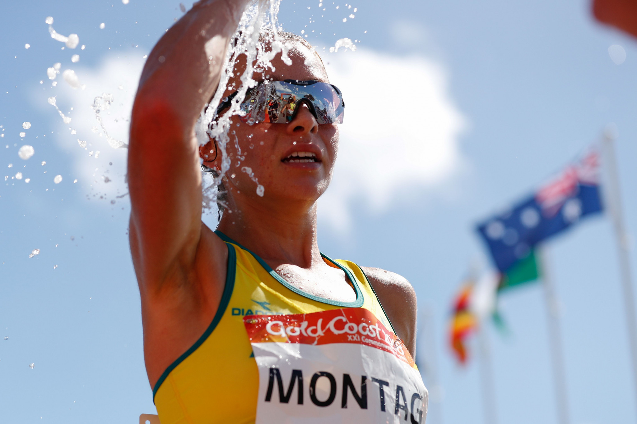 Jemima Montag qualified for her first Olympics ©Getty Images