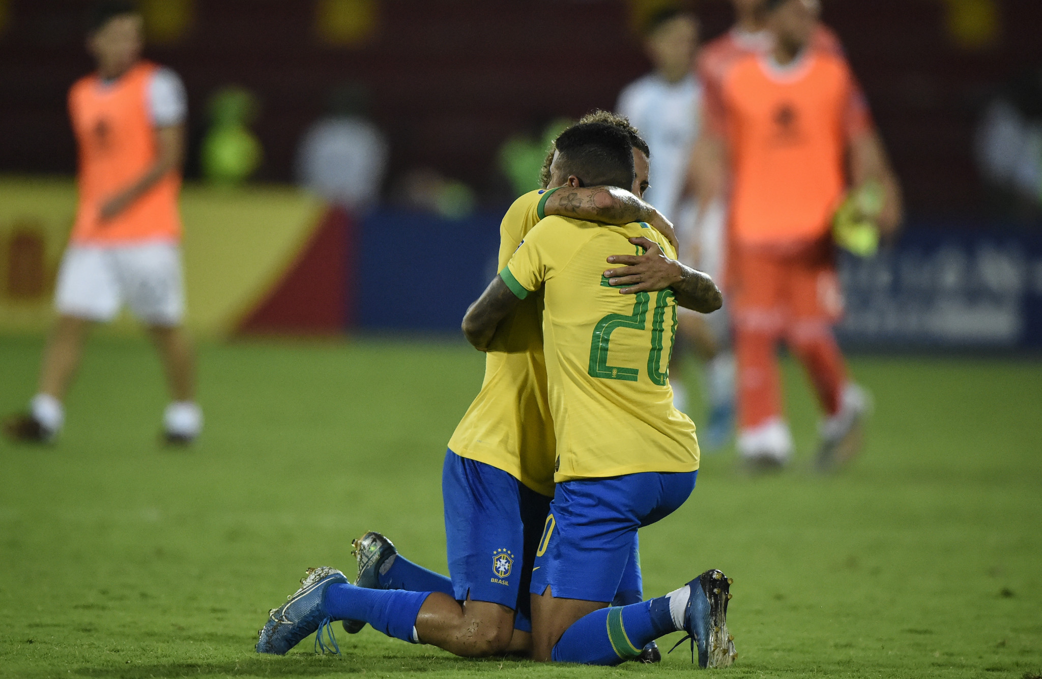 Brazil to defend men's Olympic football title after qualifying for Tokyo 2020