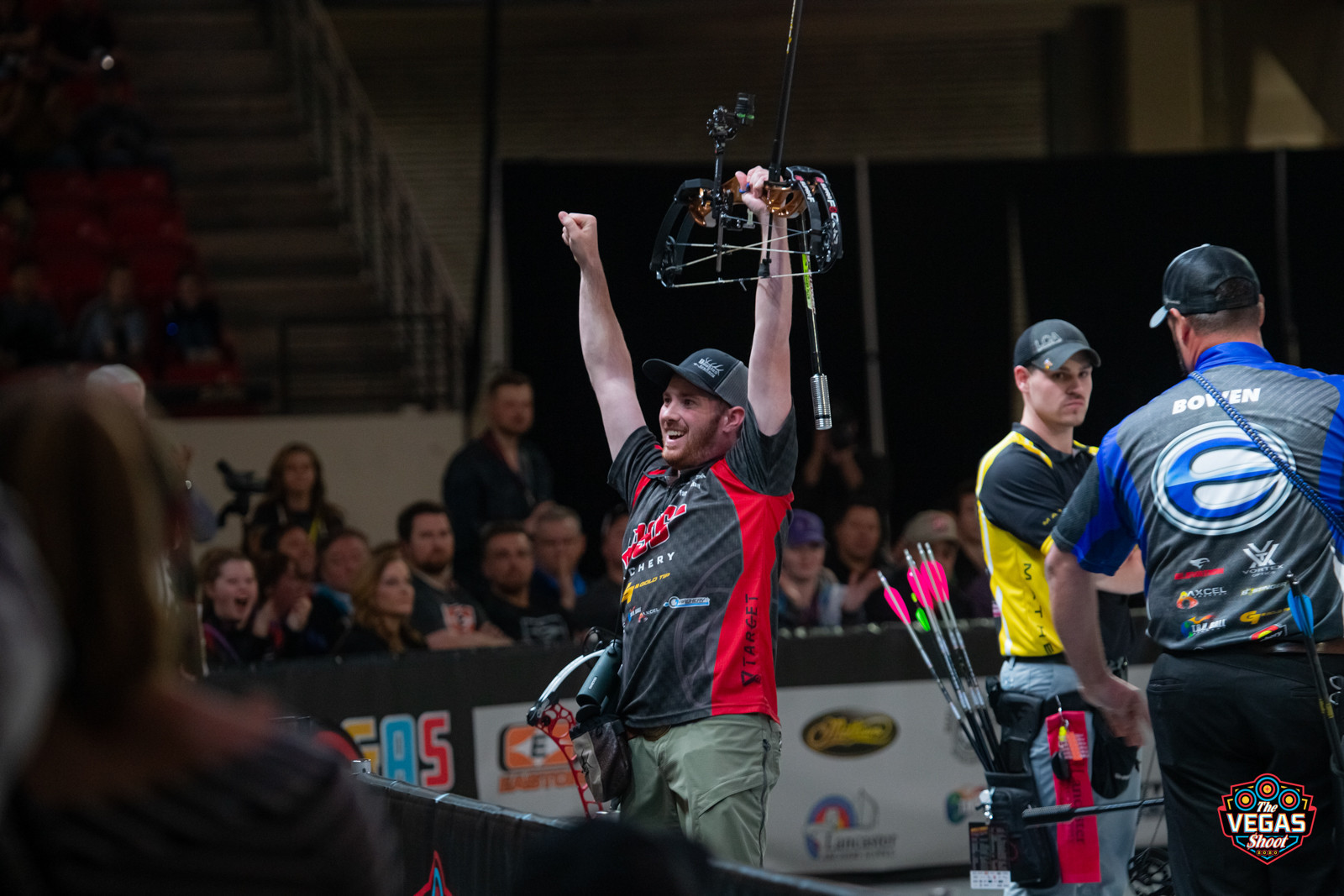 Douglas crowned Vegas Shoot archery champion