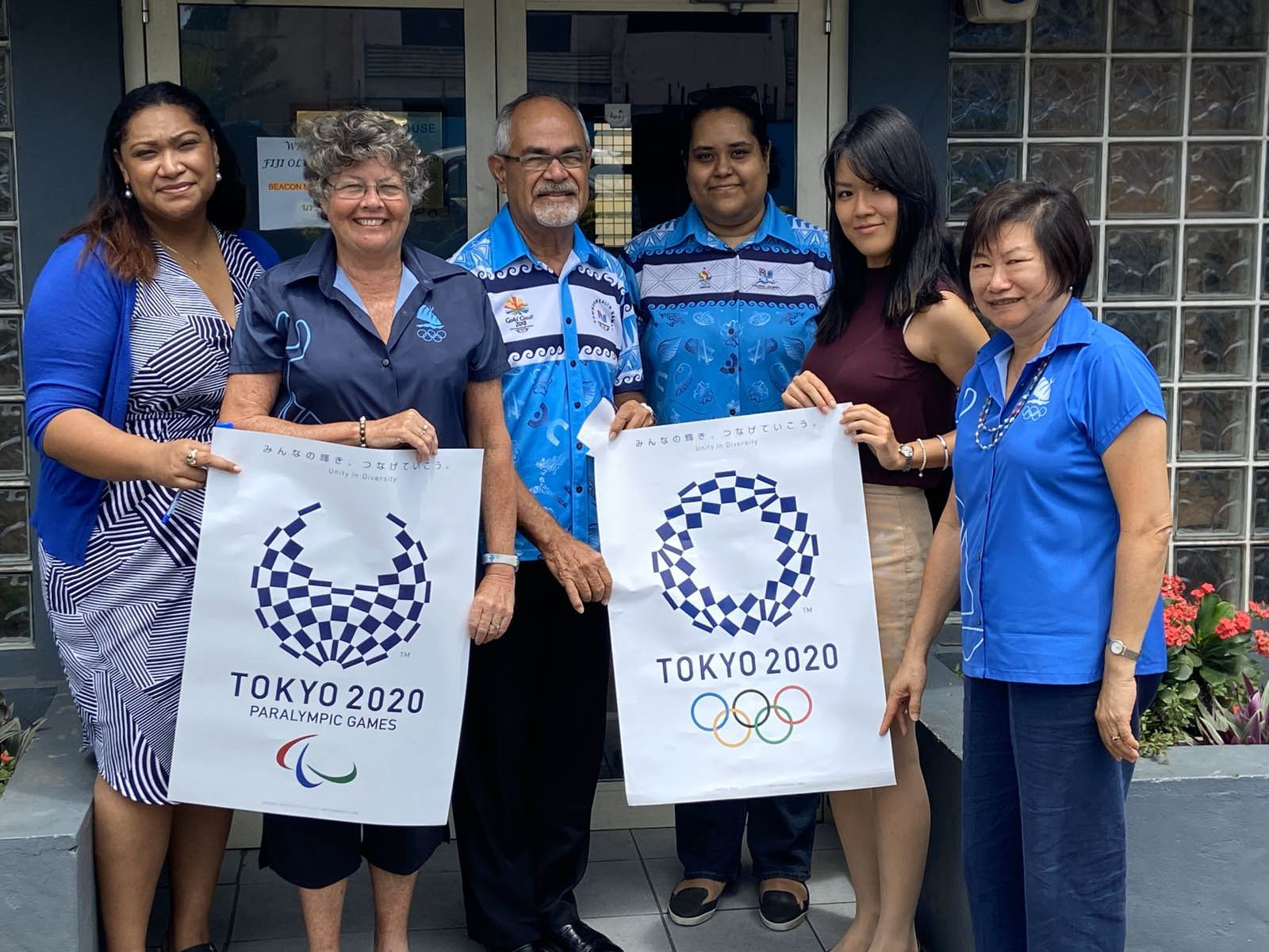 FASANOC and Japanese Embassy discuss collaboration prior to Tokyo 2020 Olympics