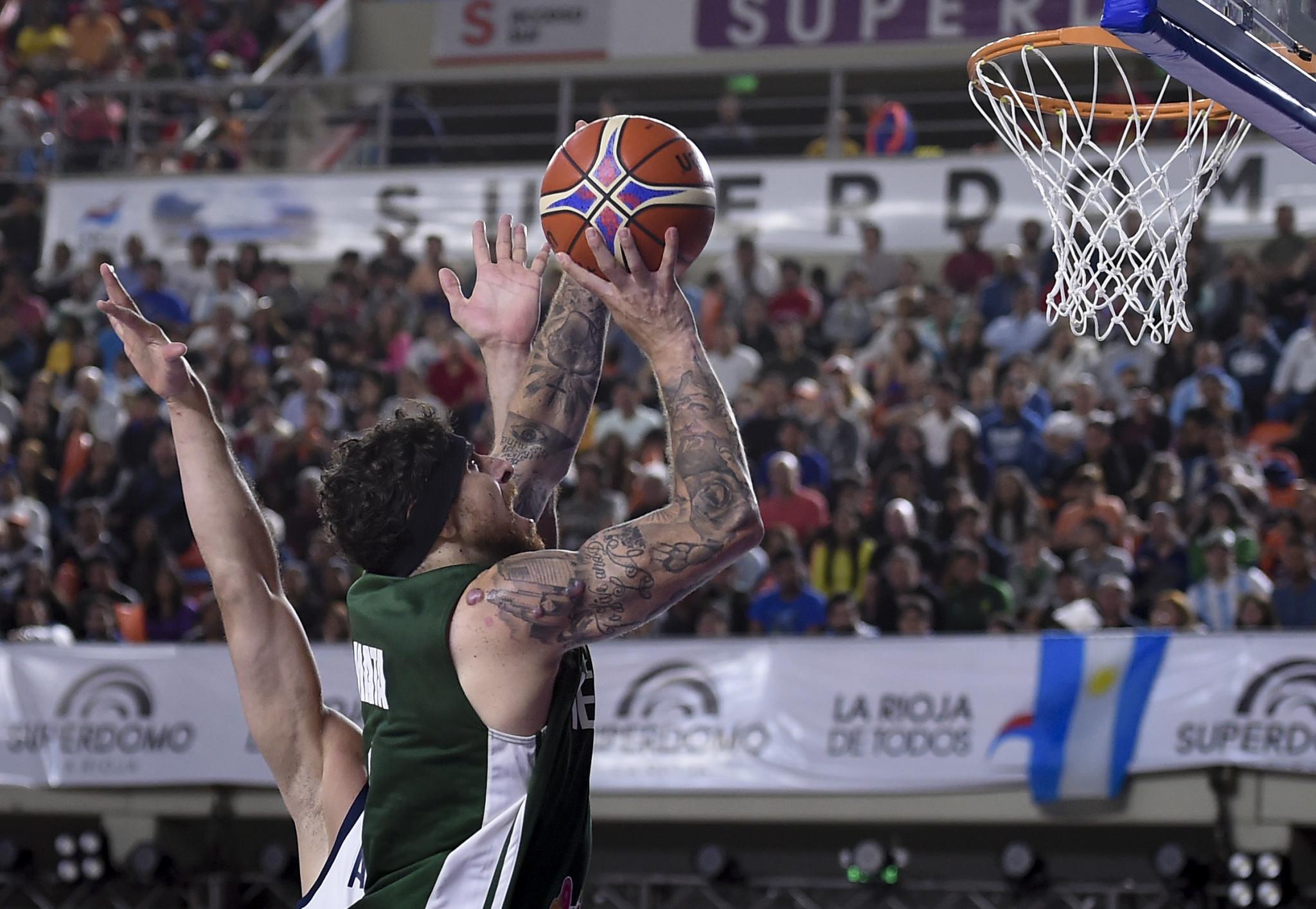 FIBA suspends Mexican Basketball Federation