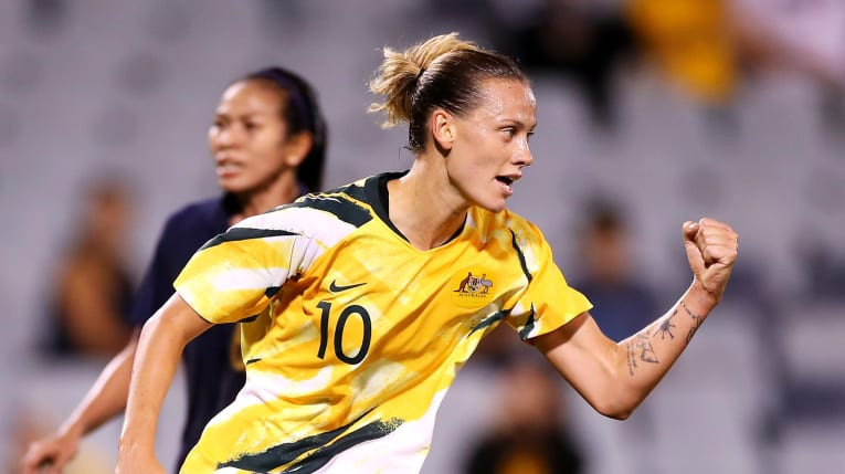 Australia and China book playoff round berths at AFC Women's Olympic Qualifying Tournament