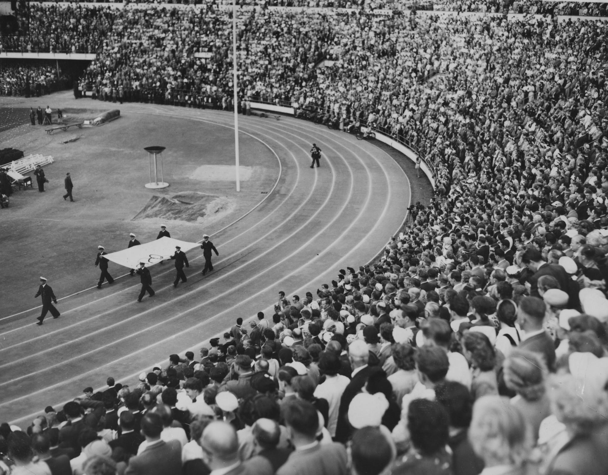 Ottó Bonn a participé à tous les Jeux Olympiques depuis Helsinki 1952 © Getty Images
