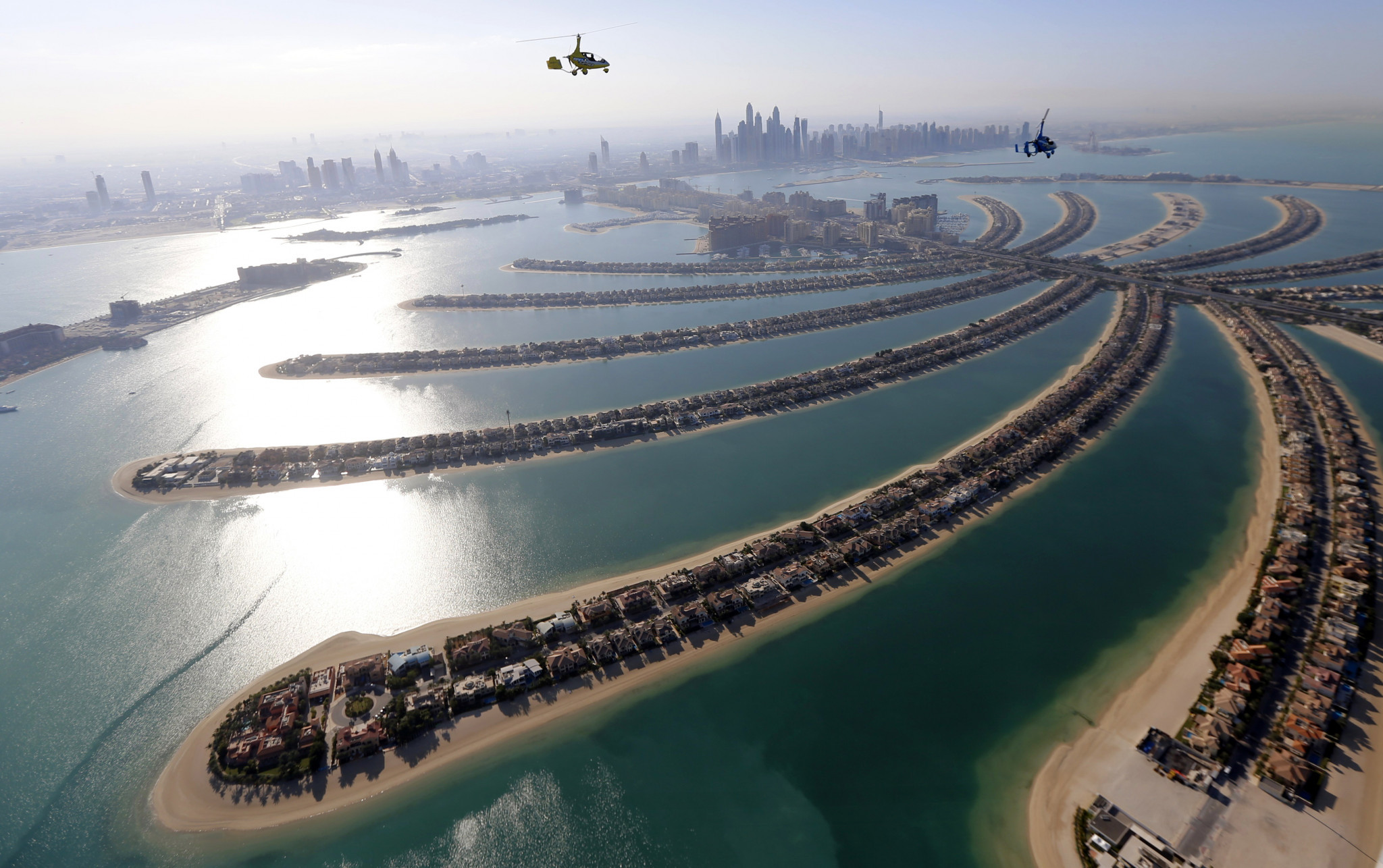 The last World Air Games were held in Dubai five years ago with no plans for a future edition in the time being ©Getty Images