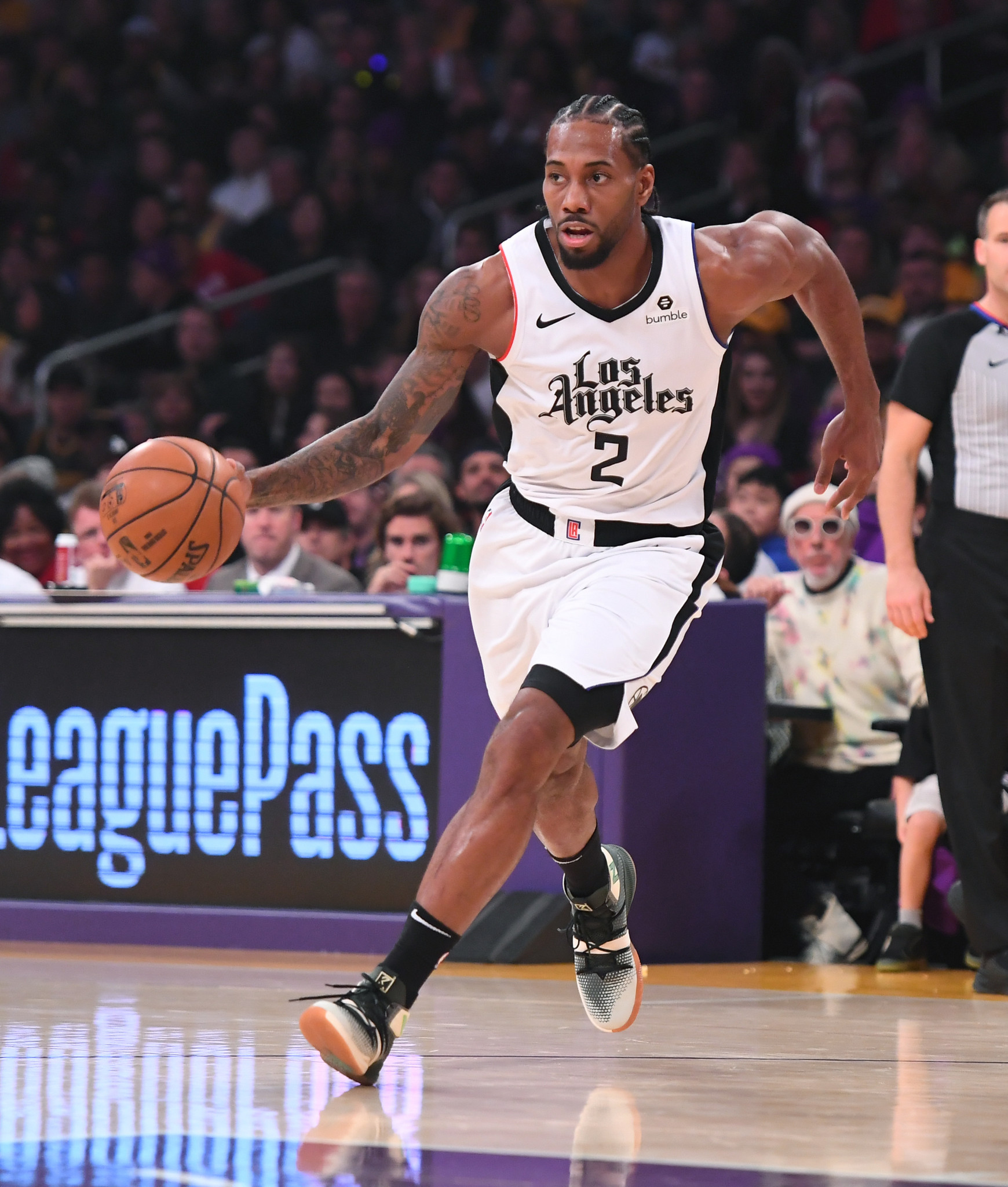 Kawhi Leonard, who was one of the youngsters who got to train with the 12-man team at London 2012, will look to make his first Olympic team in Tokyo ©Getty Images