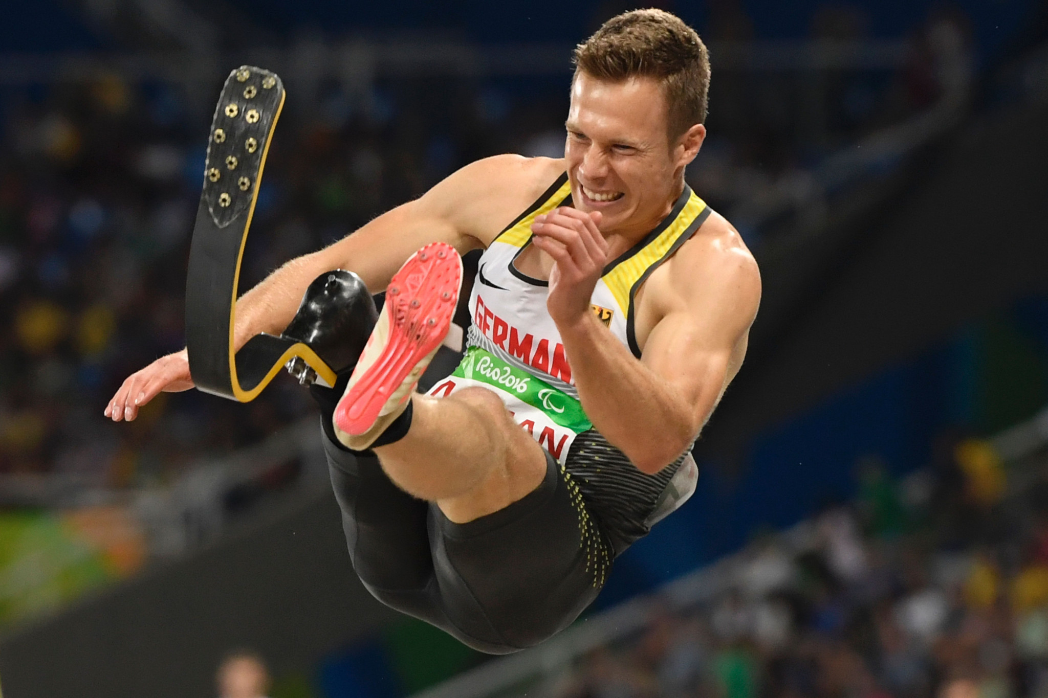 The German Paralympic Committee has agreed an extension to its marketing deal ©Getty Images