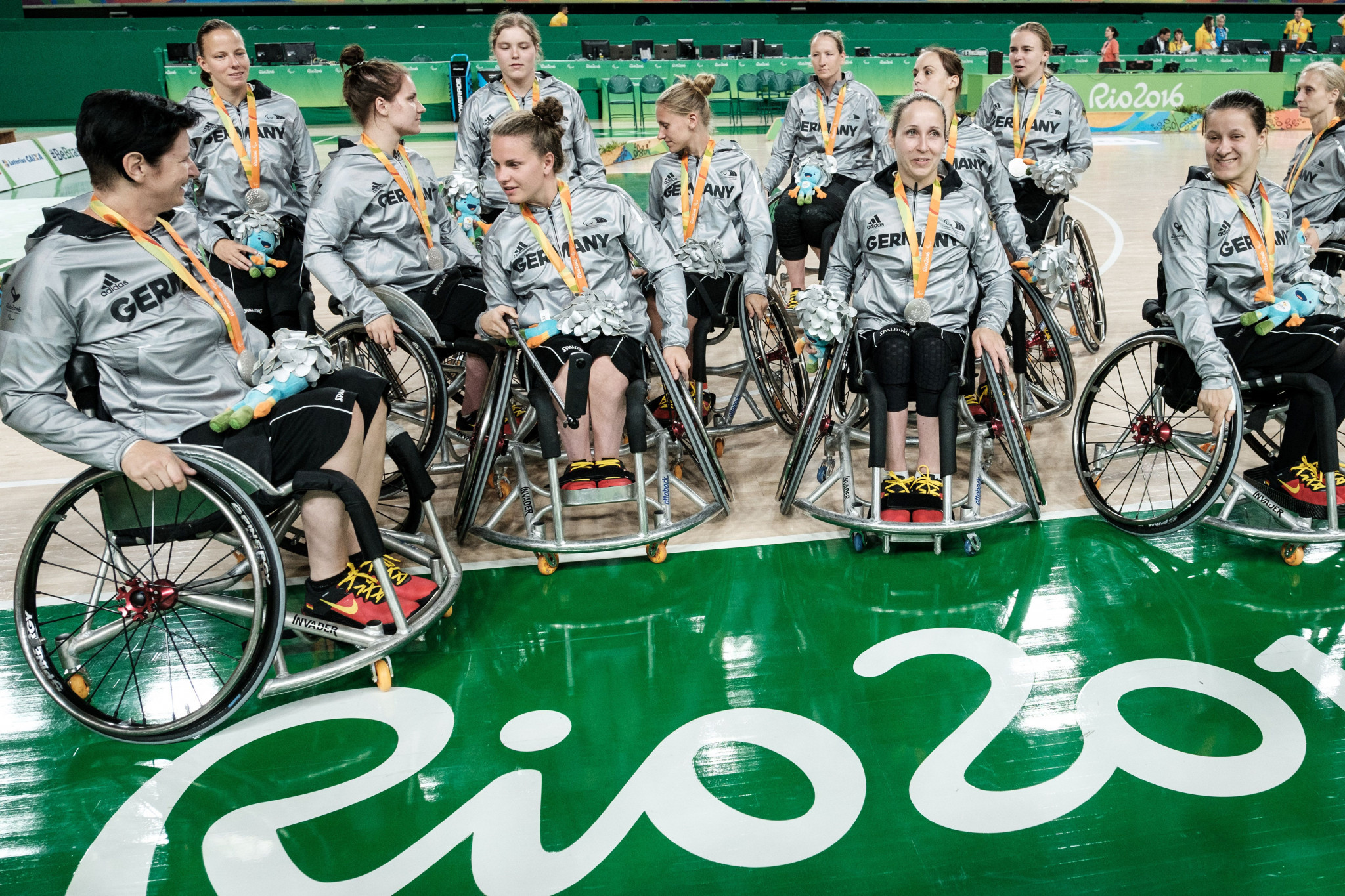 Olympic and Paralympic athletes will compete under the same