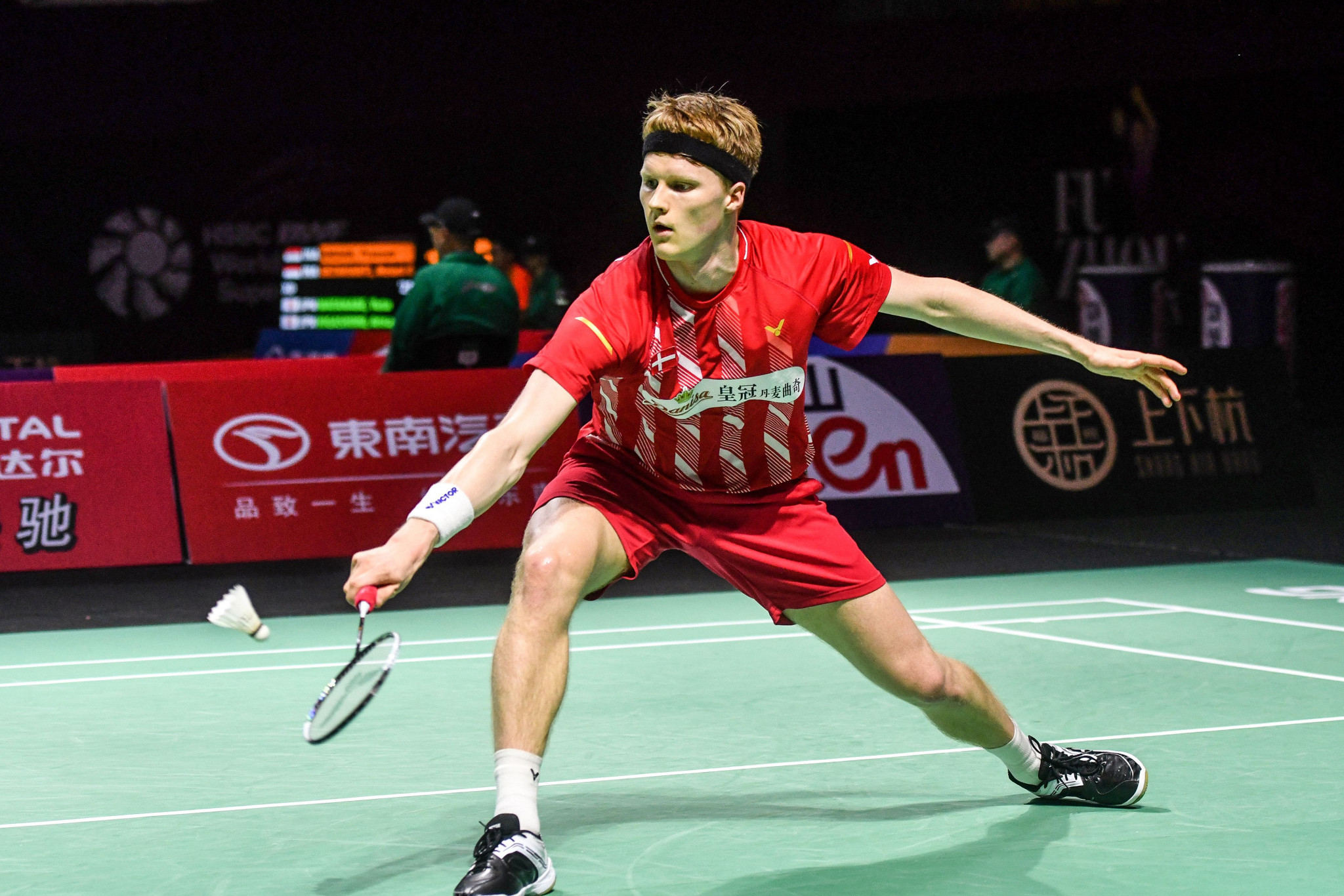 Top seeds all win on day one of European Men's and Women's Badminton Championships