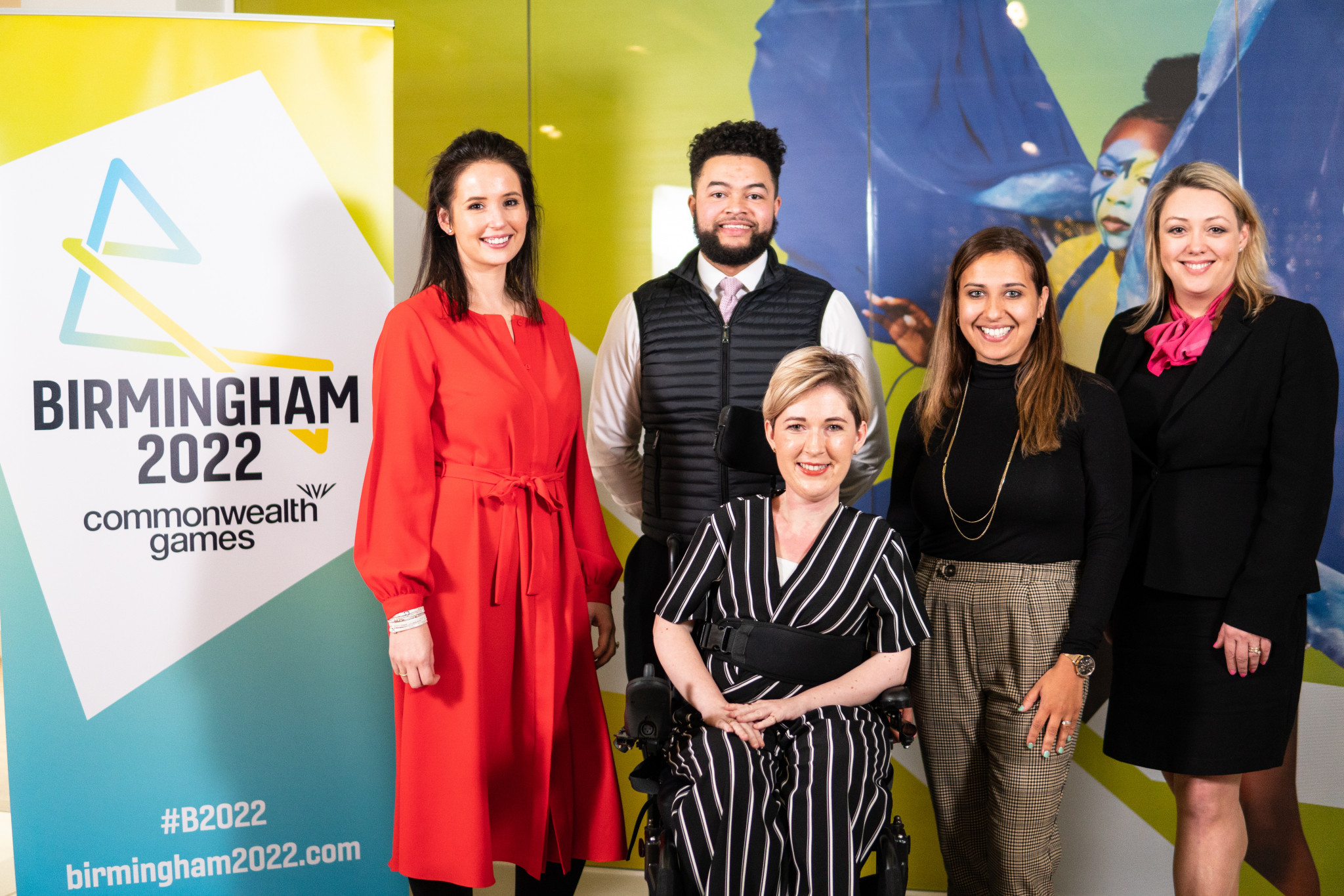 Birmingham 2022 have appointed five new members to its Legacy and Benefits Committee ©Birmingham 2022