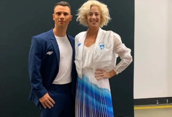 Greek uniforms for Tokyo 2020 unveiled