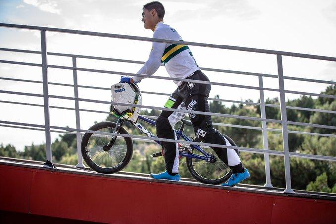Kai Sakakibara placed in medically induced coma following BMX crash