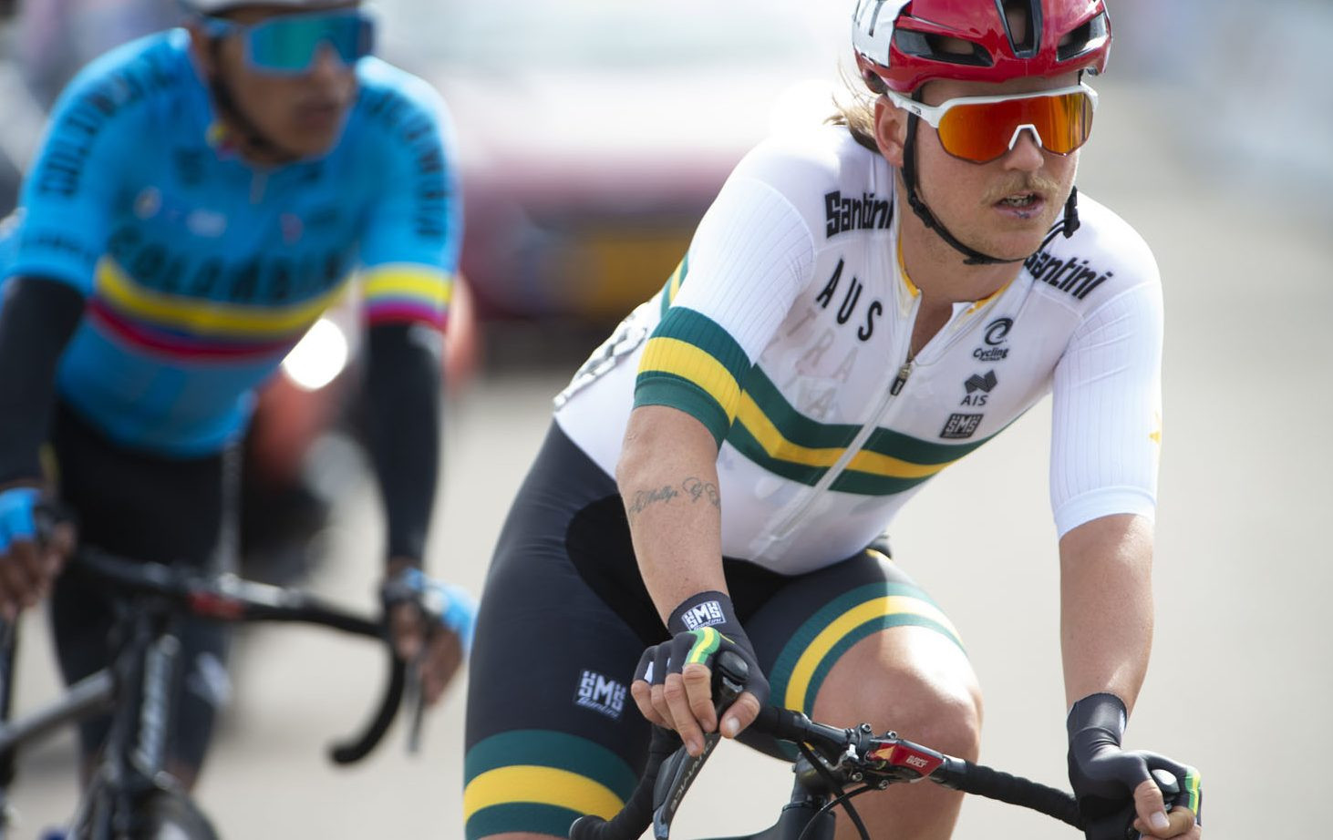 Australian team named for UCI Para-cycling Road World Championships