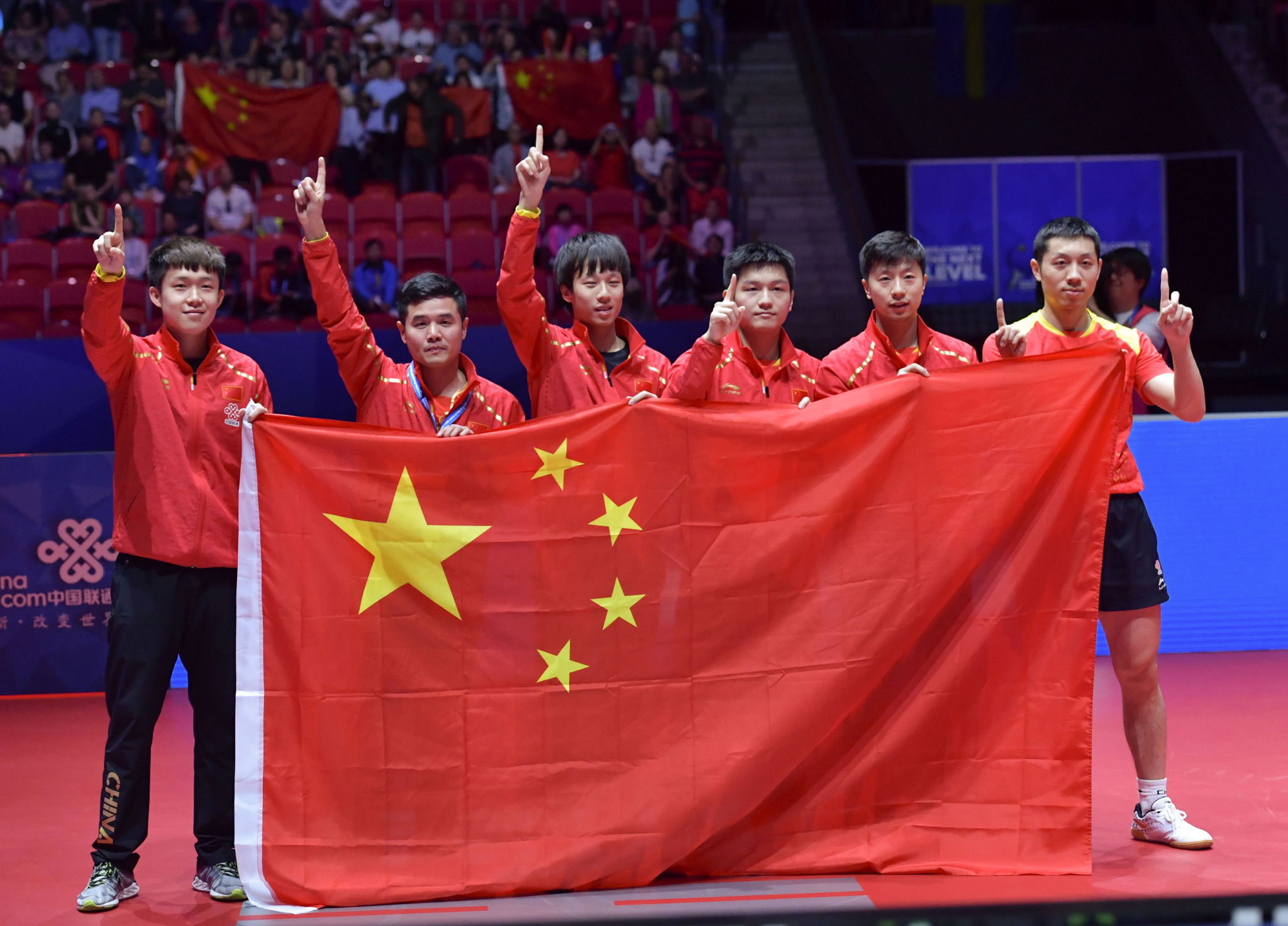 China won the men's and women's team titles in 2018 ©Getty Images