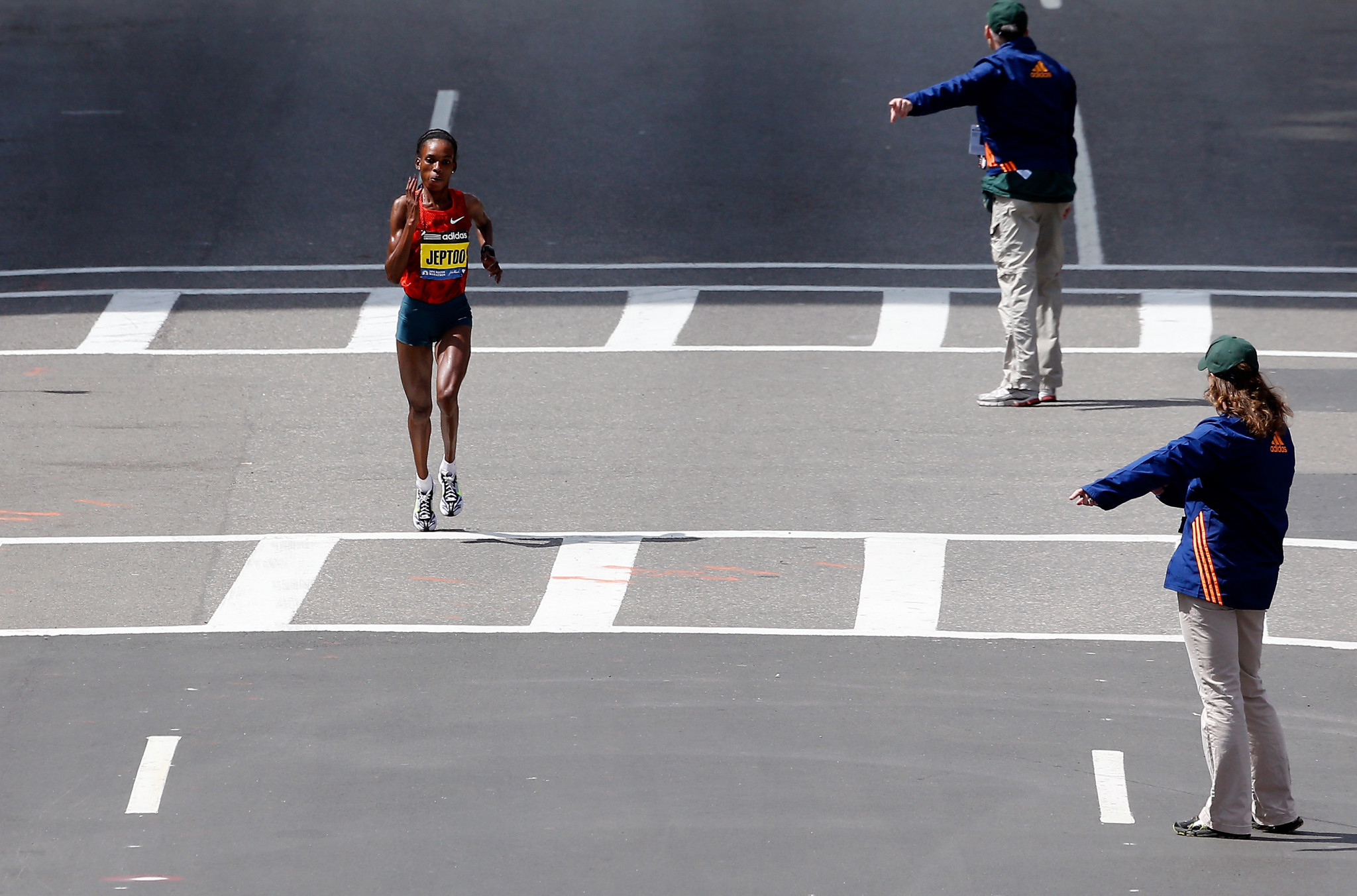 Rita Jeptoo has resumed training after serving a four-year doping ban ©Getty Images