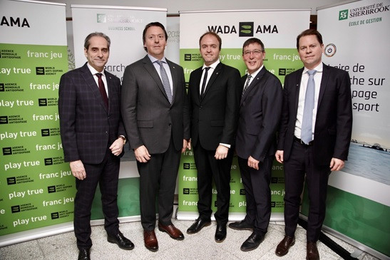 Dedicated anti-doping research chair created at Québec university under WADA partnership