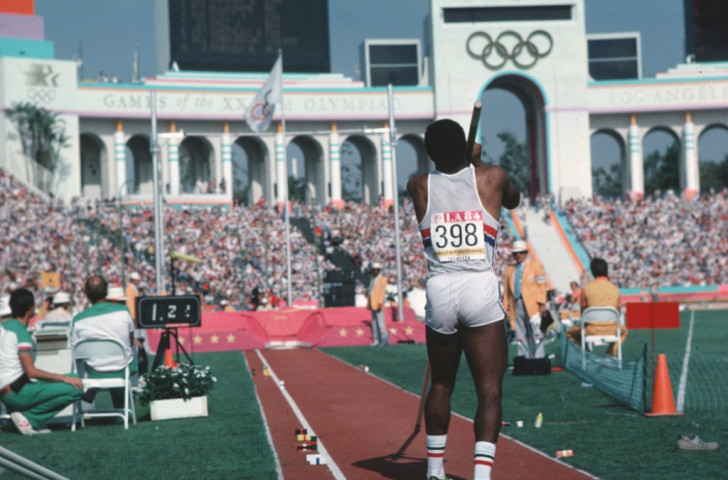 Los Angeles last hosted the Olympic Games in 1984