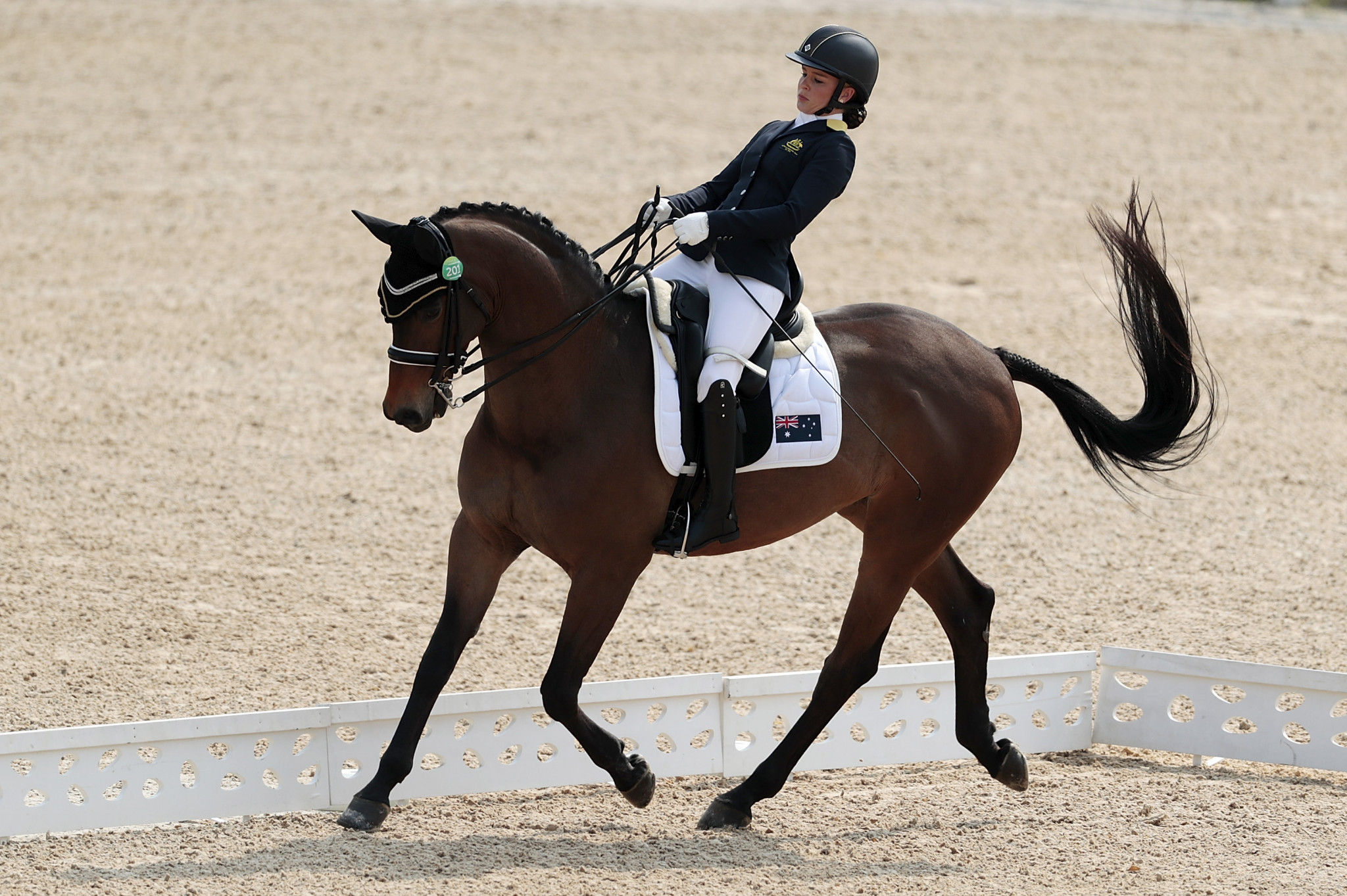 The dressage team event at the Tokyo 2020 Paralympics will take on a different format ©Getty Images