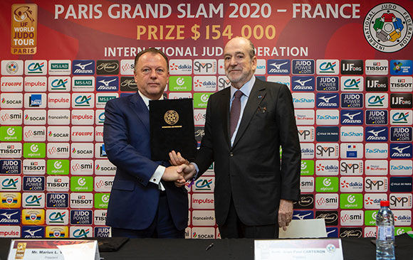 IJF sign Memorandum of Understanding with Crans Montana Forum