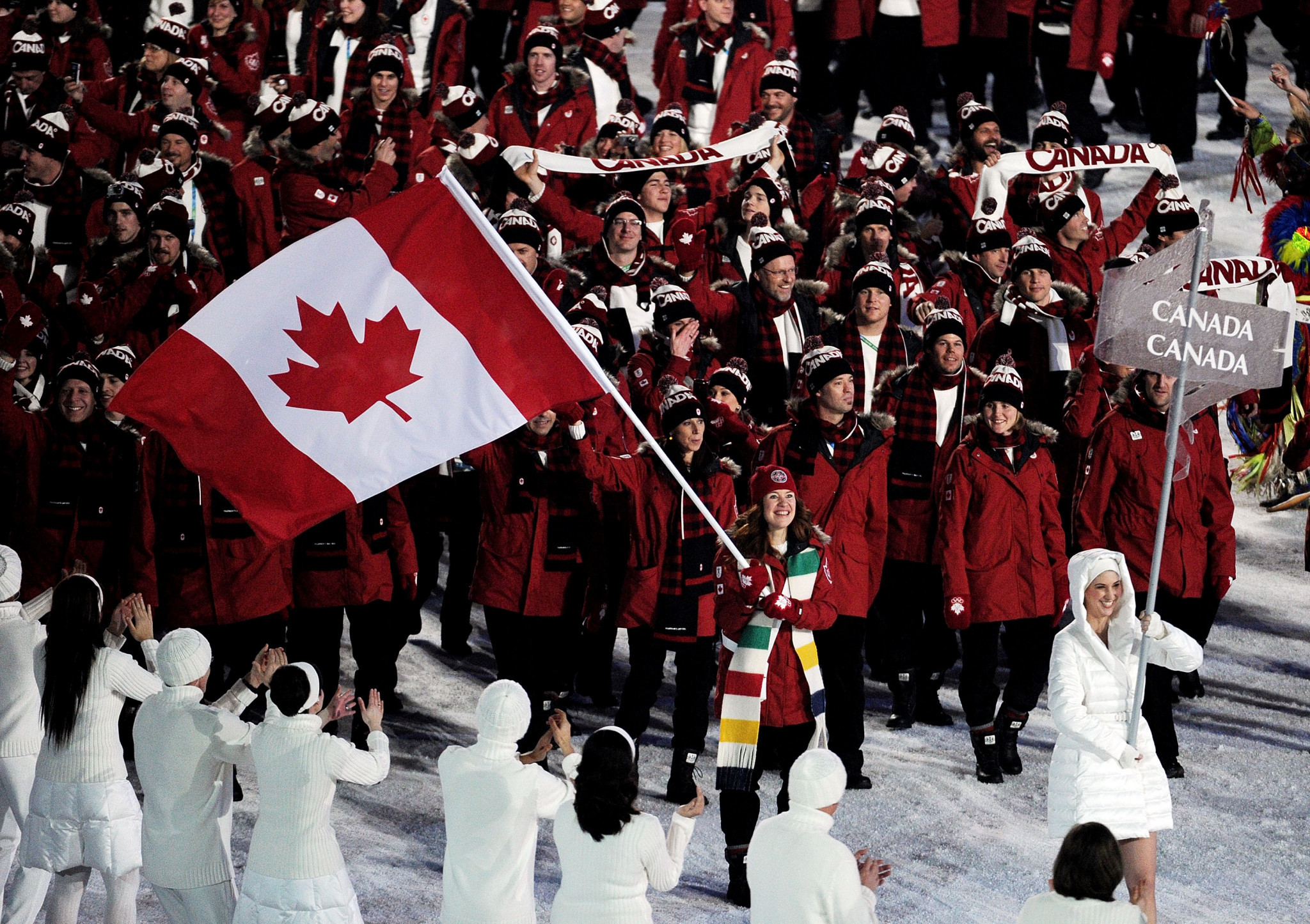 Olympic and Paralympic stars to return to Vancouver 2010 for celebration event