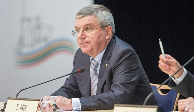 "Bach vows to renew trust in sport in wake of ""upsetting"" sporting scandals"