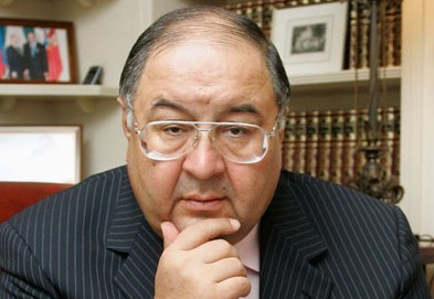 Alisher Usmanov is a big figure in international sport, previously involved with fencing before becoming a large shareholder with two different Premier League football clubs ©Getty Images