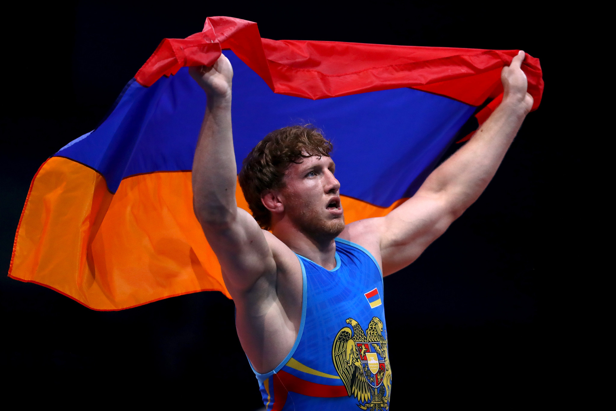 Armenia claim two Greco-Roman titles on day three of European Wrestling Championships