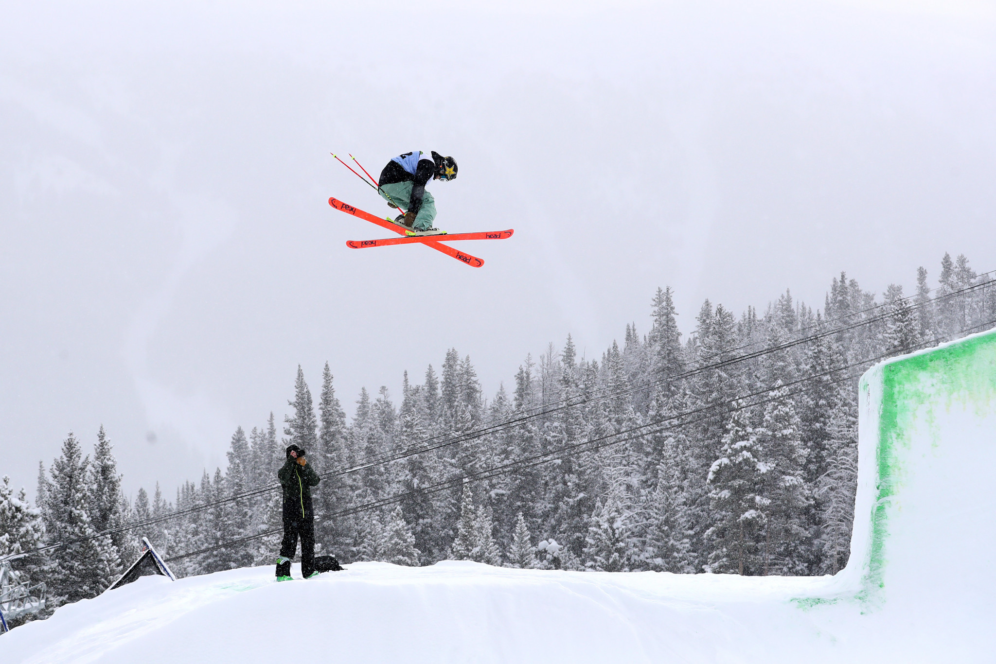 Men's FIS Freestyle World Cup halfpipe leader fails to qualify in Calgary