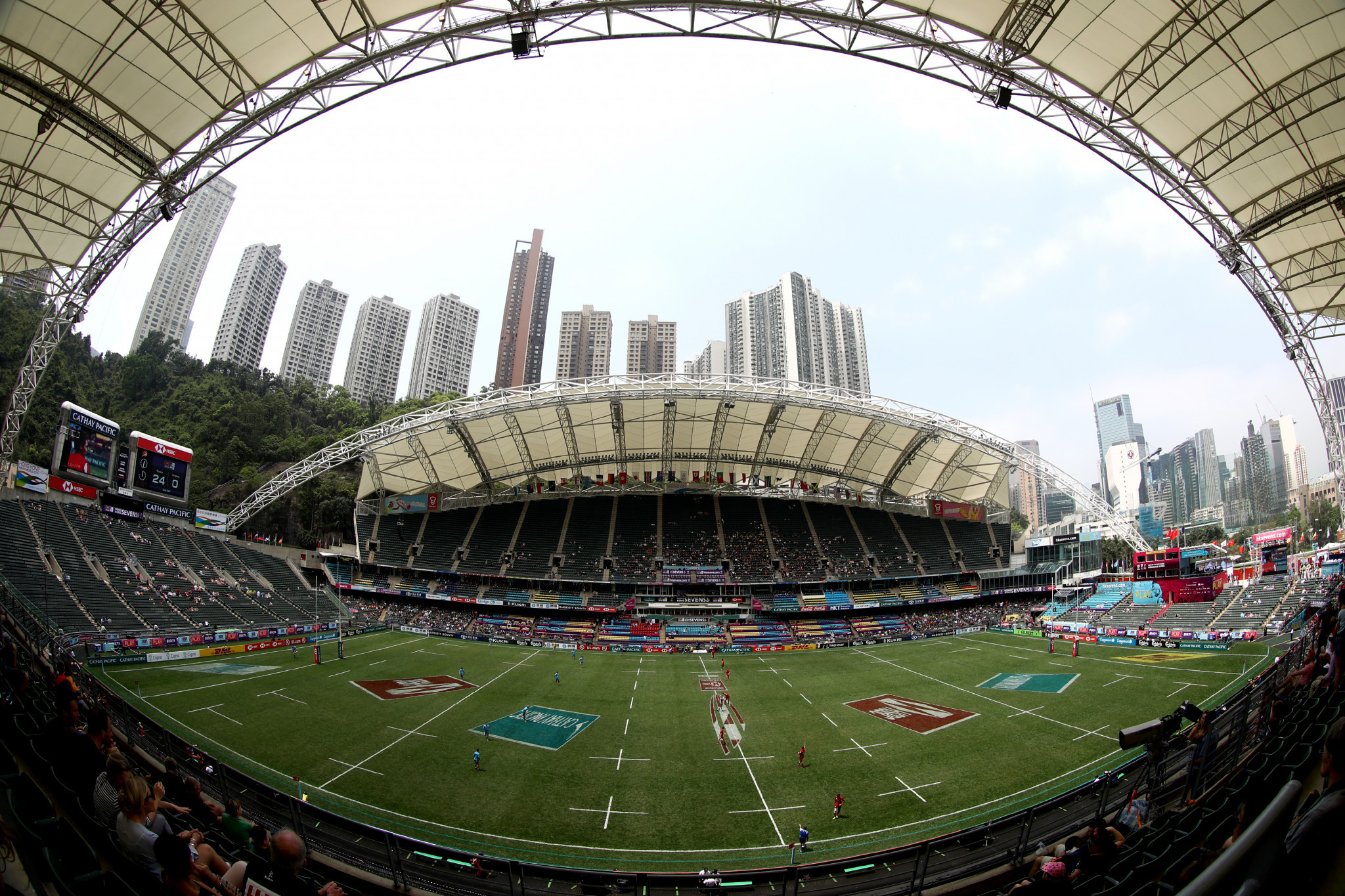 Hong Kong Sevens and Singapore Sevens postponed until October due to coronavirus