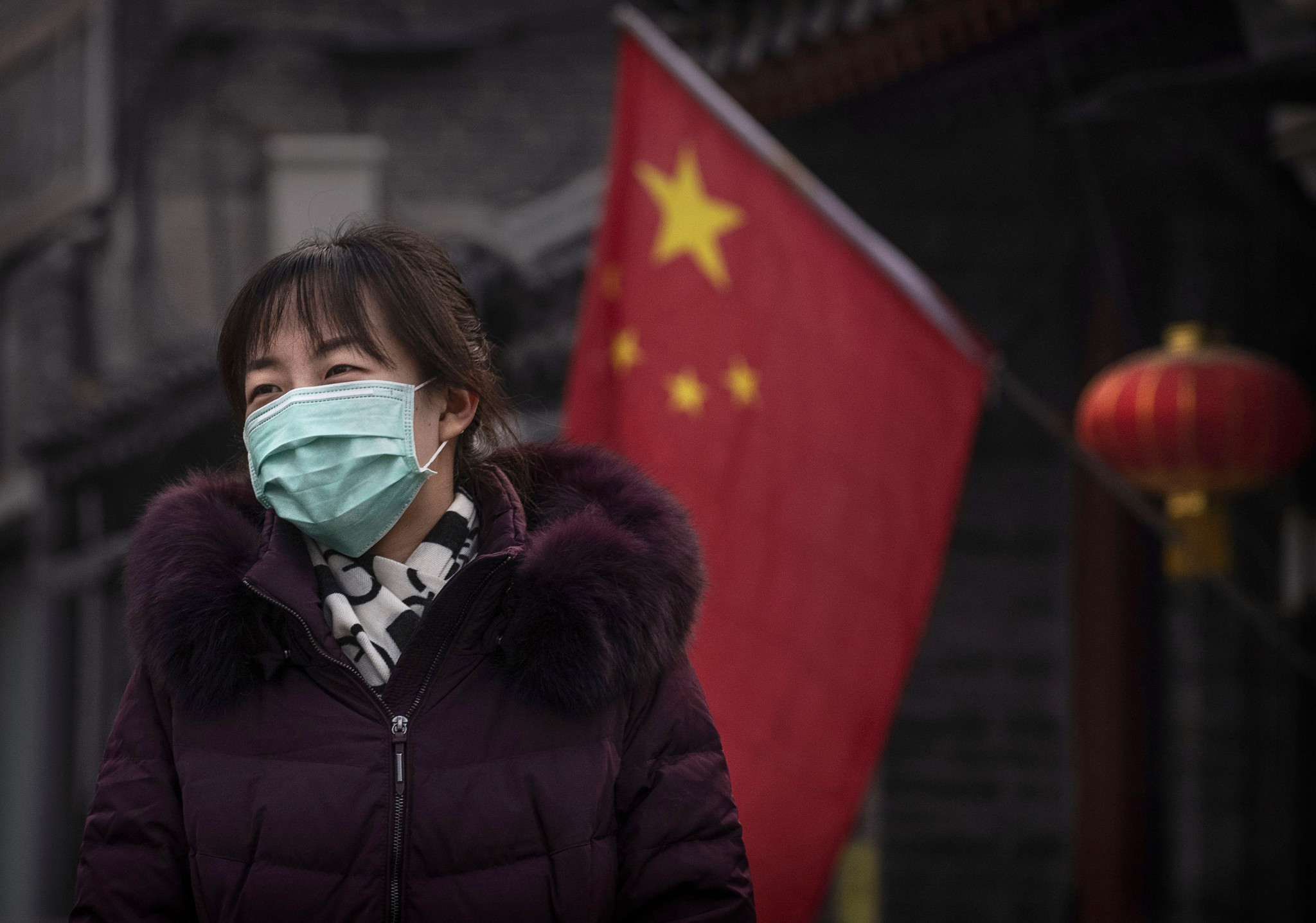 Coronavirus is a huge public health concern in China ©Getty Images