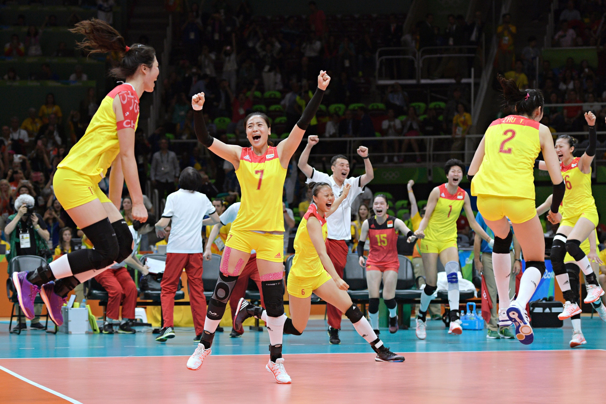 Olympic volleyball tournaments at Tokyo 2020 to end with women's final for first time