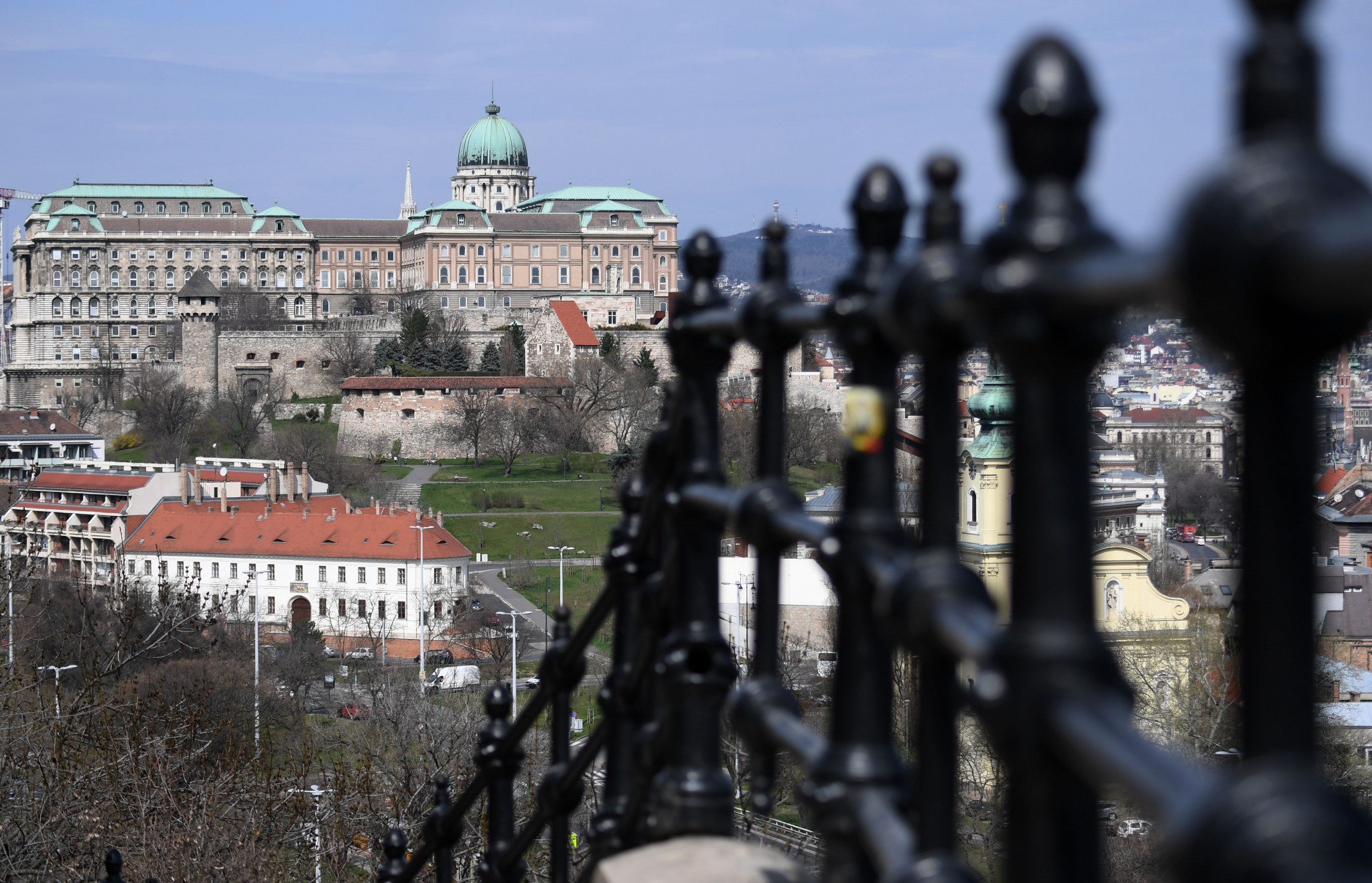 Budapest is set to host AIBA's Extraordinary Congress in March ©Getty Images