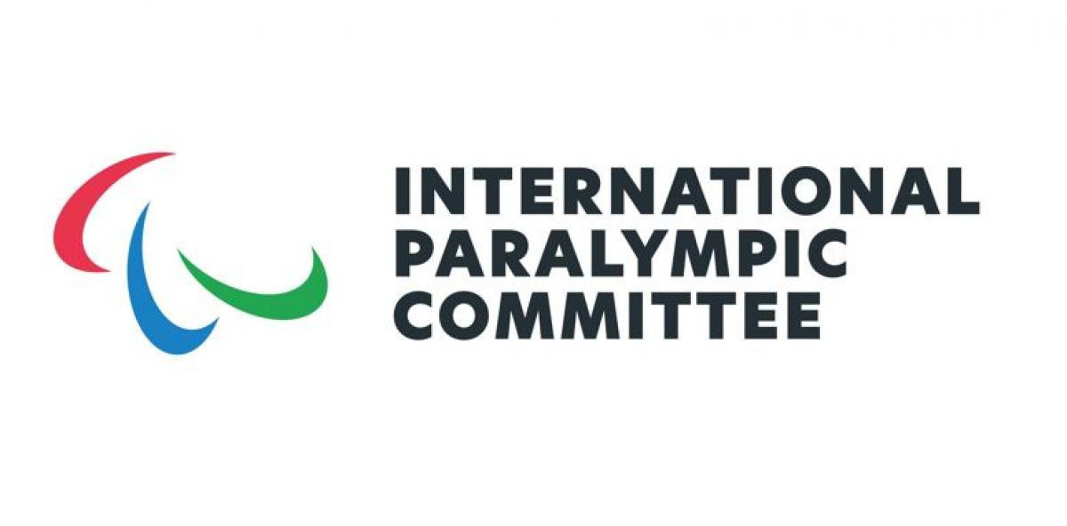 The IPC is using a new Agitos symbol and typeface ©IPC