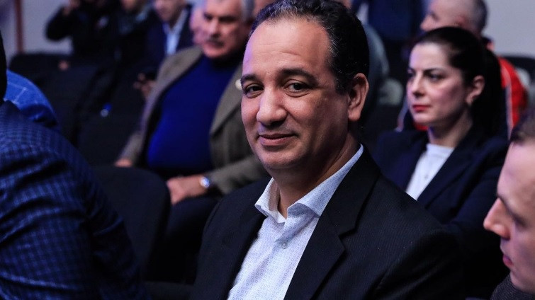 Mohamed Moustahsane's future as AIBA Interim President will be among the topics at the Congress ©AIBA