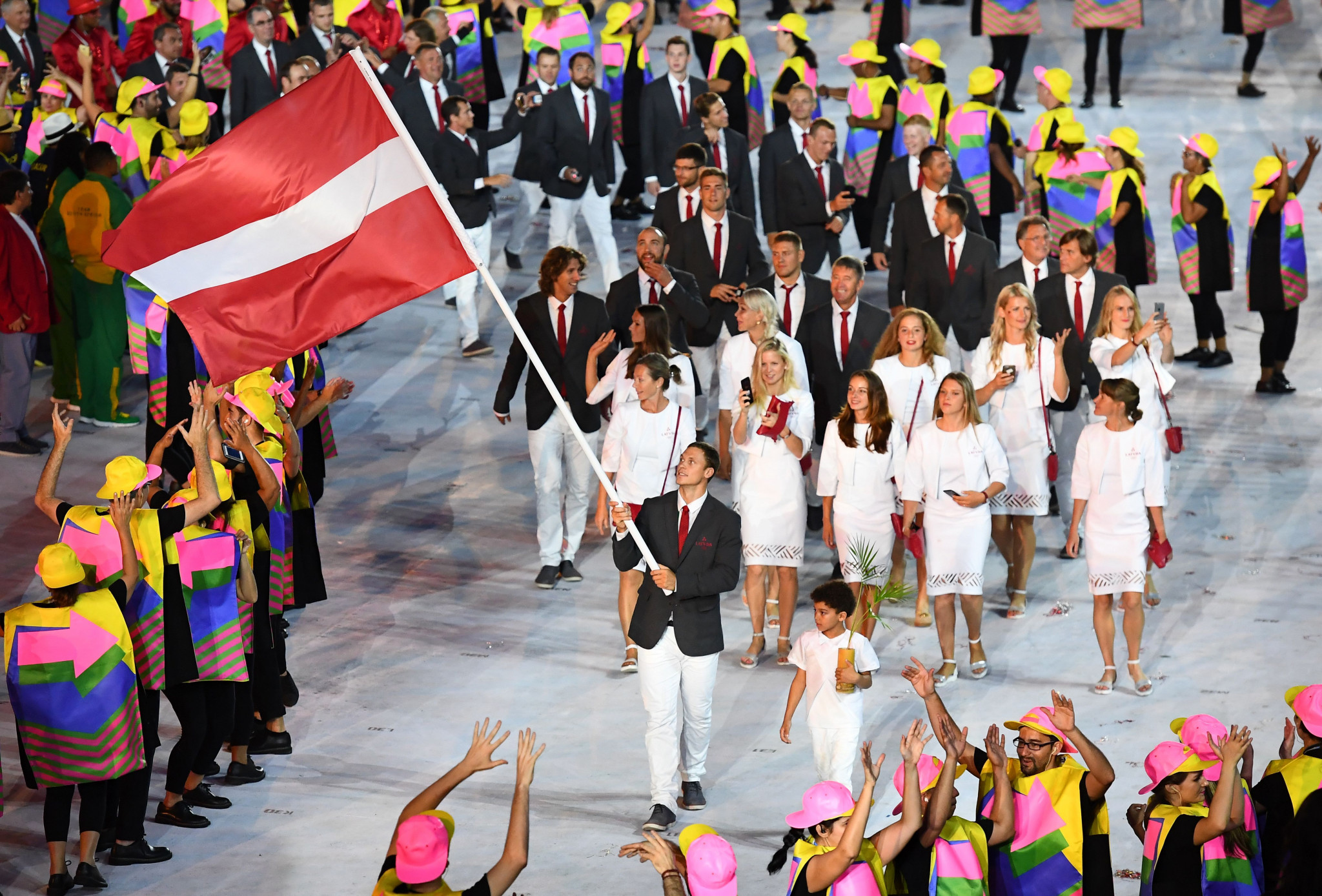 The Latvian Olympic Committee will soon have a new President ©Getty Images